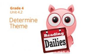 Unit 4.2: Determine Theme