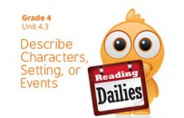 Unit 4.3: Describe Characters, Setting, or Events