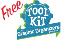 Toolkit of Graphic Organizers Grades 3-5