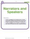Narrators and Speakers 1