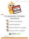 Unit 4.9: Comprehend Complex Literature