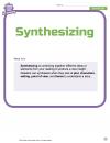 Synthesizing 1