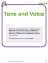Tone and Voice 1