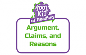 Argument, Claims, and Reasons