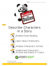 3.3:	Describe Characters in a Story