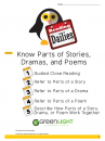 3.5:  Know Parts of Stories, Dramas, and Poems