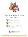 3.18:Compare and Contrast Two Texts