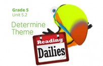 Unit 5.2: Determine Theme