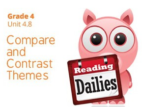 Unit 4.8: Compare and Contrast Themes