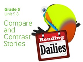 Unit 5.8: Compare and Contrast Stories