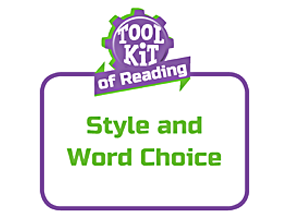 Style and Word Choice